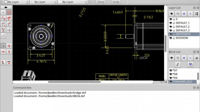 Software A9cad For Computer Aided Design Cad Purpose A9tech